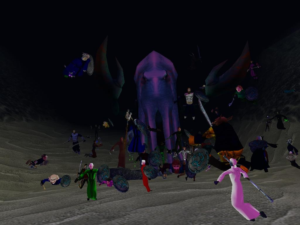 Raging Fury - An EverQuest Guild on Antonius Bayle - News