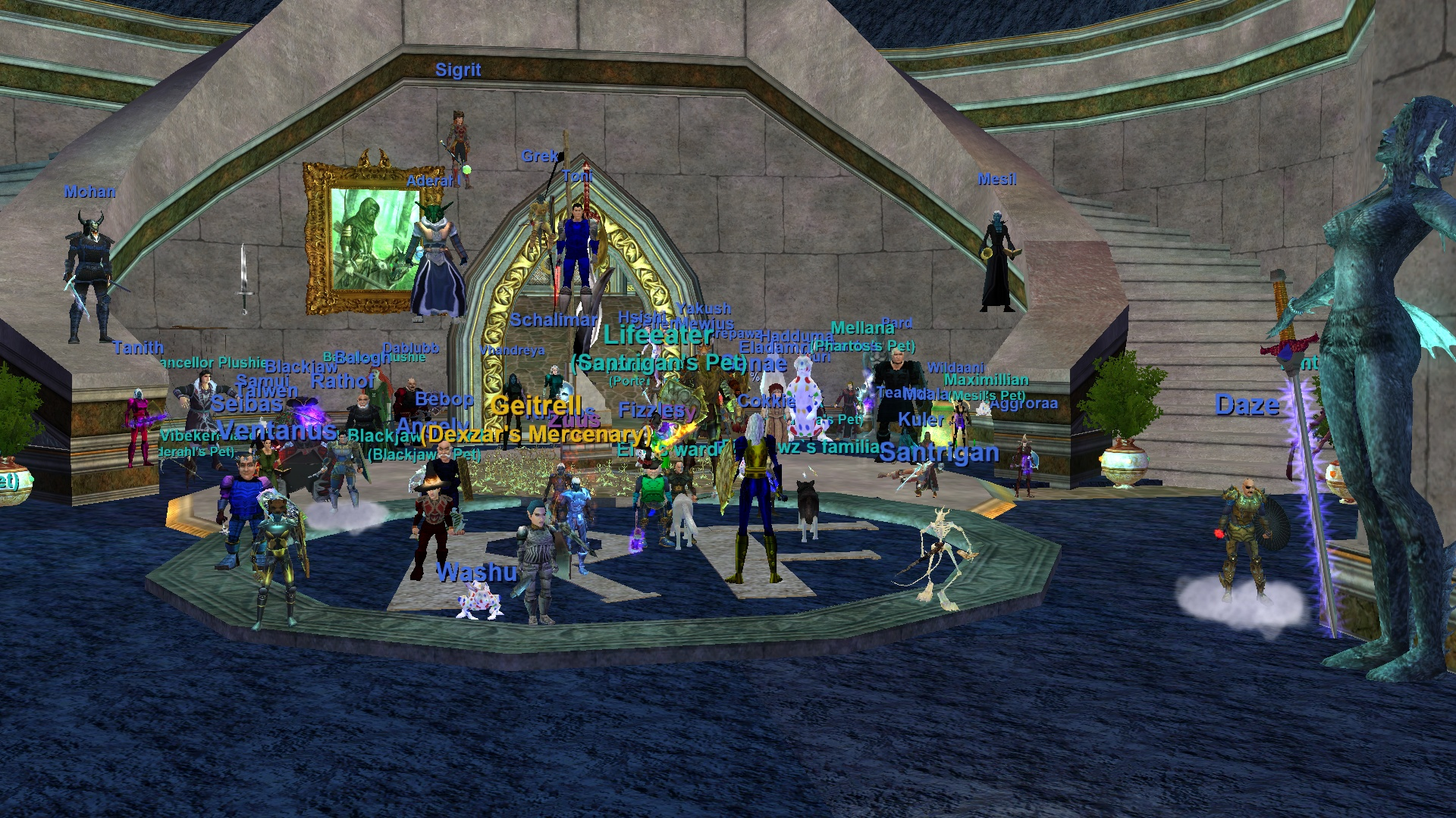 Raging Fury An Everquest Guild On Antonius Bayle News